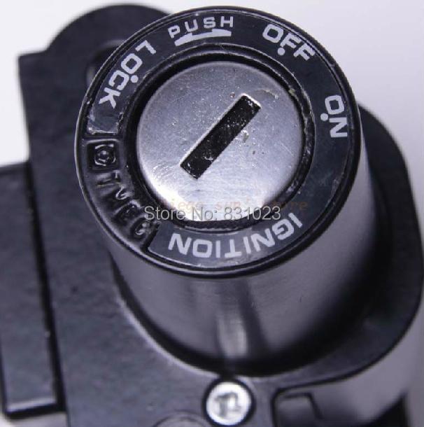 Электрический выключатель электрический замок для CBR600RR 03 - 06 / CBR250 11 - 12 / CB1300 03 - 08 1 комплект