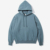 Fashion Men's Solid color long sleeve hoodie cotton hoodies with hood Top Grade japanese style hoodie
