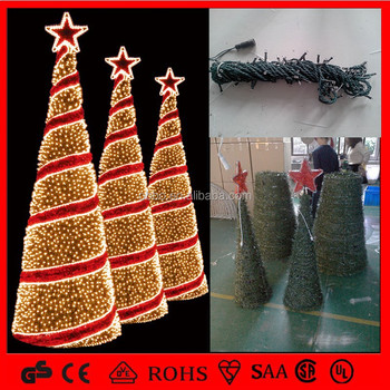 China Tree Warm White Color Christmas Tree With Tope Star White ...