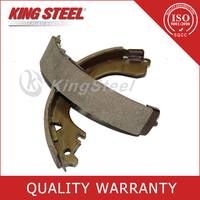 OEM 04495-20150 Auto Chassis Parts for Toyota Corona Brake Shoes