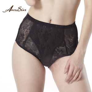 AMESIN replaceable pads best health insurance lady underwear body shaper 2015