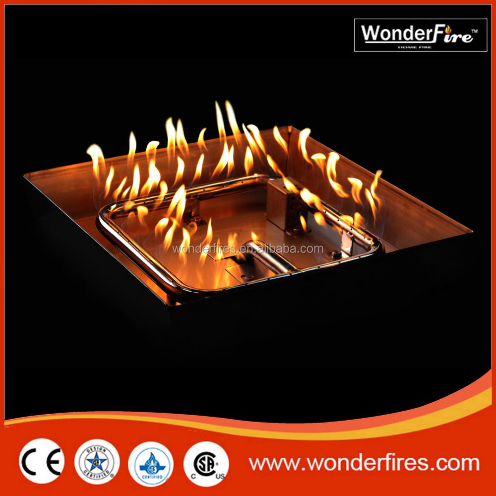 outdoor gas fire pit pan burner pan bruner ring gas burner ng