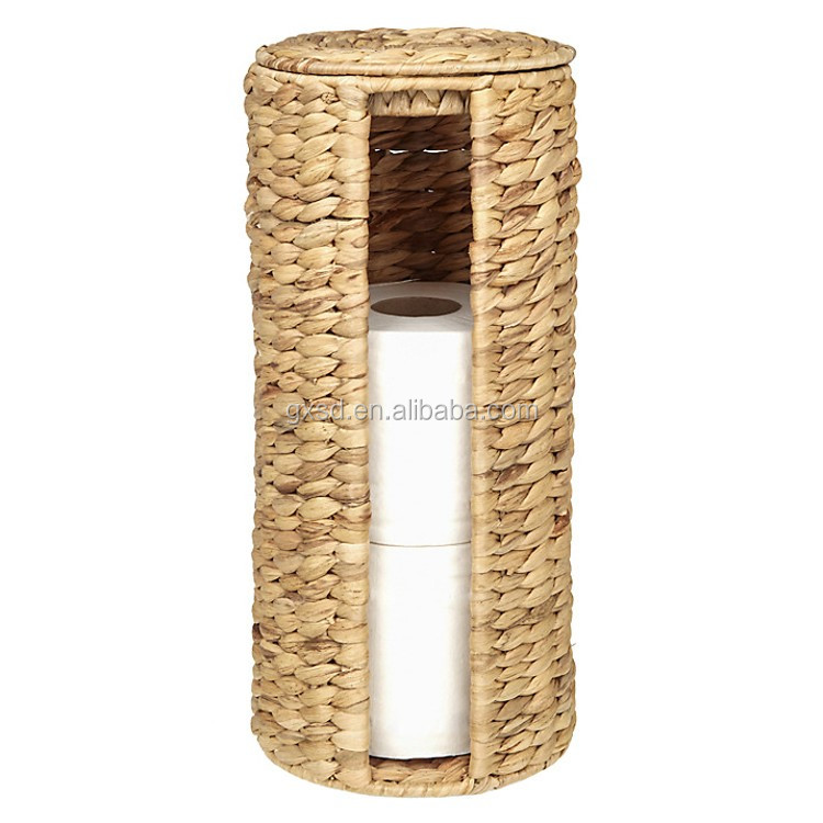Unique New 3 Spare Rolls To Hold Water Hyacinth Hand Woven
