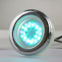 12V LED Bathtub Light LED RGB Waterproof Underwater Light