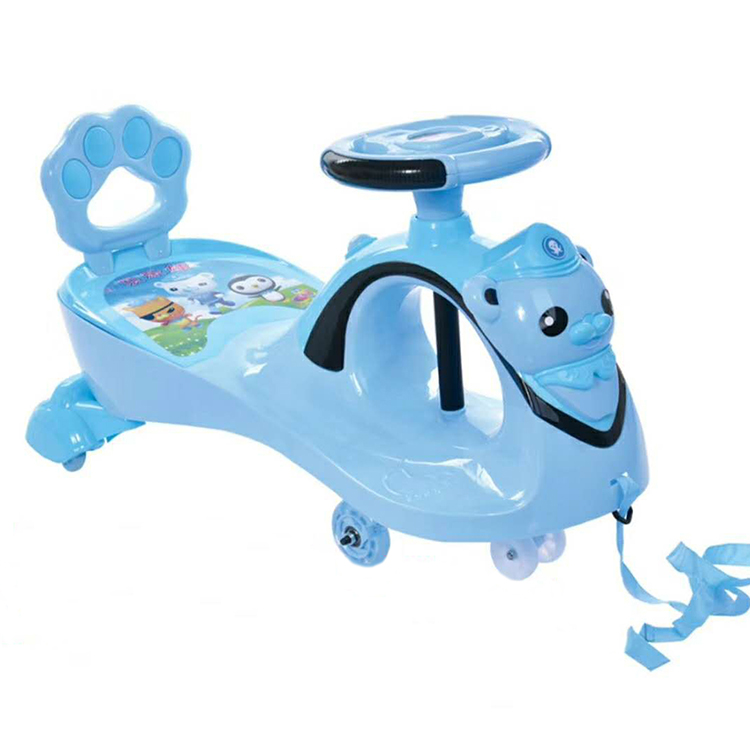 baby swing car/Cheap wiggle car toys for kids/children swing car ride on toys