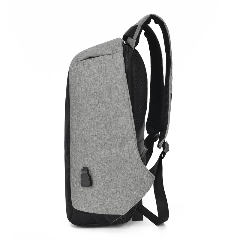 Travel School Business Backpack anti-theft bag Fashion Men laptop anti theft backpack bags with USB Charging Port