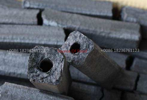 Industry use shell hardwood coconut charcoal briquettes price