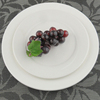 Haonai designed bulk ceramic fruit plate