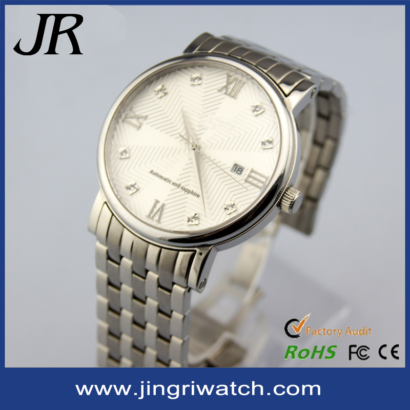 Hot!!! Japan Movt Quartz Watch Stainless Steel Back,Japan Movt ...