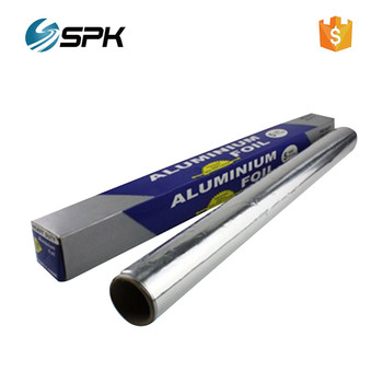 For Food Packing And Storage Aluminum Foil Paper Price Lidl