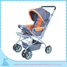 Wholesale European Standard Multi-Function Baby Pram Foldable 3 In 1 Baby Stroller