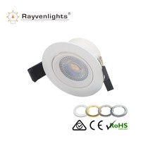 Dimmable Led Ceiling light smd Led Downlight 2.5 Inch 6W Led Lighting with CE RoHs