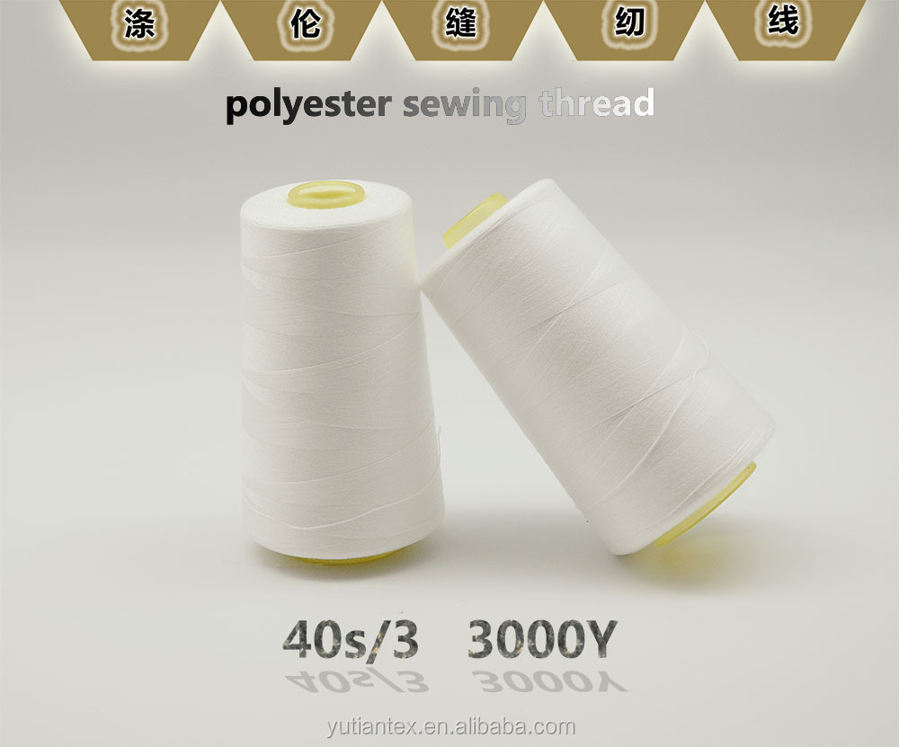 heavy sewing thread lubriant and spun polyester sewing thread manufacturers