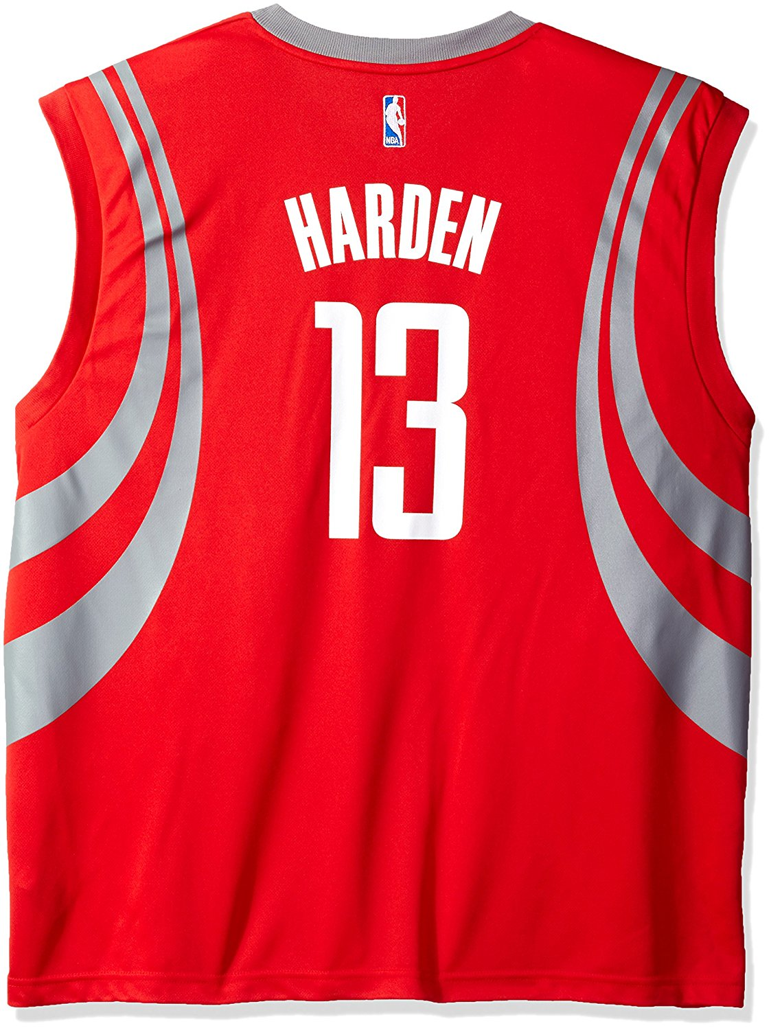 f07fc43f3 Get Quotations · NBA Houston Rockets James Harden  13 Men s Replica Jersey