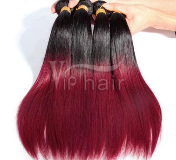 Burgundy Hair Bundlesburgundy Colored Weave Hairviolet Colored
