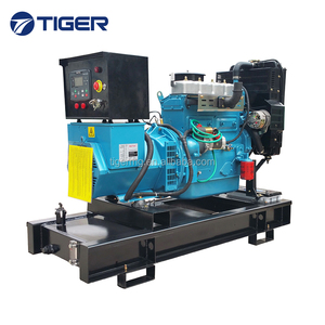 Good price 15kw 100kw 200kw durable used diesel generator for sale