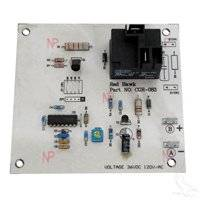 EZGO 36 Volt Total Charge Ii, Iii, And Iv Charger Board | Golf Cart Control