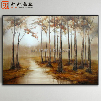 Wholesale Handmade canvas painting Abstract oil Painting