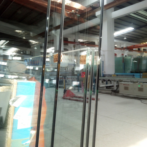 Shenzhen factory price 12mm clear float tempered glass