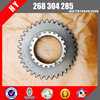 High Quality Transmission 6S Gear box parts Output Shaft 3rd Gear 268304285 for sales