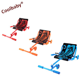 Coolbaby [NEW JS-008E] Hot-selling Tata Karting new baby gym fitness kick scooter with big wheels 2014 shopping