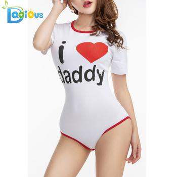 6af97f2457 Adult Baby Onesie (abdl) Snap Crotch Romper Onesie Pajamas - Buy ...