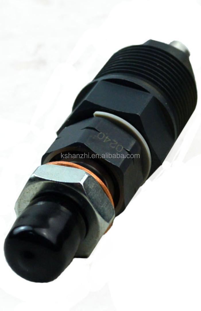 Forklift Parts Isuzu 4jg2 Injector 8-97140624-0