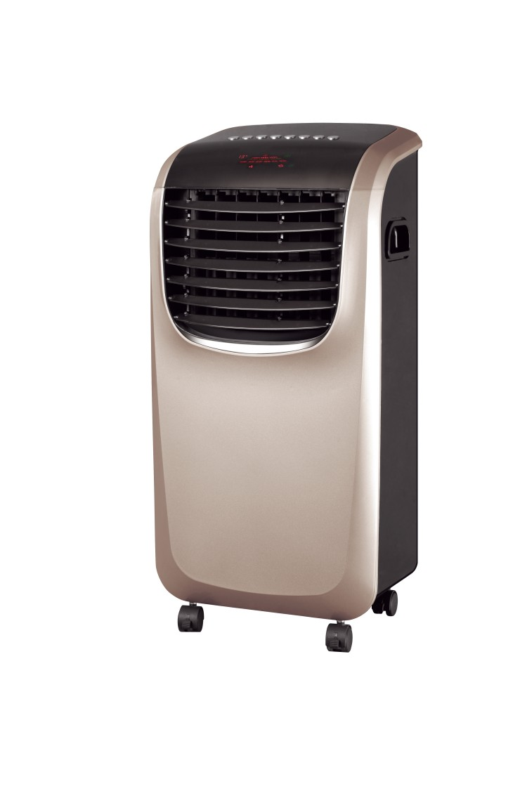 Winteco Ice Hotel Room Air Coolers : Remote control gloss panel electric fan stand air cooler
