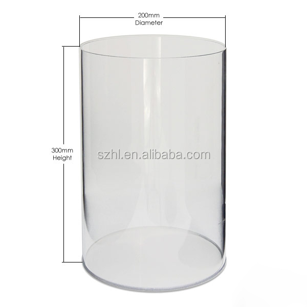 Round Clear Acrylic Containers With Lid Buy Clear