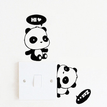 Switch Wall Stickers Light Switch Decor Decals Mural Buy Switch