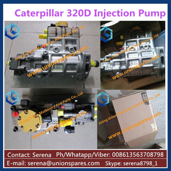 pelle diesel pompe d 39 injection pour caterpillar 320d 326 4635 syst me de carburant id de. Black Bedroom Furniture Sets. Home Design Ideas