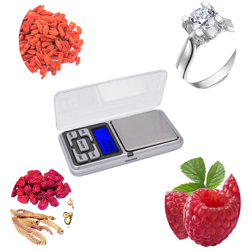 Cheap portable weight scale