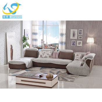 2017 New Style Sofa Set 7 Seater Modular Sectional