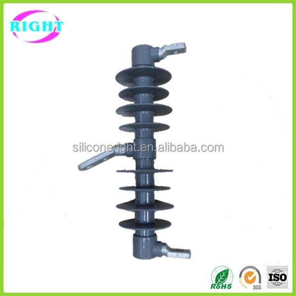 high voltage silicone rubber insulator