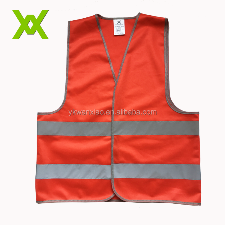 Reflective safety jacket manufacture reflective Red safety vest reflective safety vest with logo
