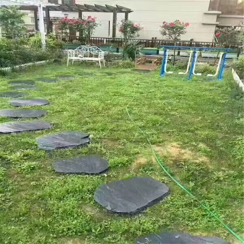 Black Slate Stepping Stone, Black Slate Stepping Stone Suppliers and ...