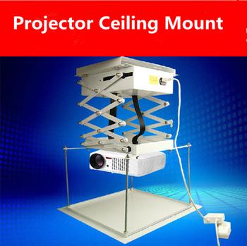 Motorized projector ceiling mount buy projector ceiling for Motorized ceiling projector mount