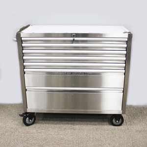 36 inch Stainless steel Roller Cabinet