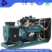 625Kva new daewoo engine CE approved silent type diesel generator set