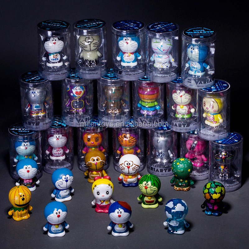 Japan Anime Doraemon Limited 100 Anniversary Pvc Plastic Action Figure  Collection Doll Model Figurine Toys Children Gifts - Buy Doraemon Action