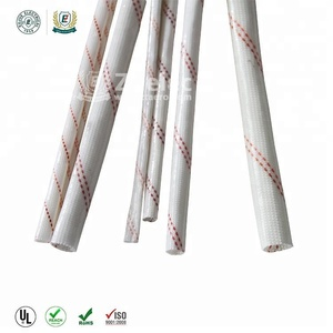 Wholesale pvc insulating taped cable fiberglass sleeve insulation sleeves