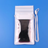 Factory Price PVC mobile phone waterproof phone pouch with waist strap