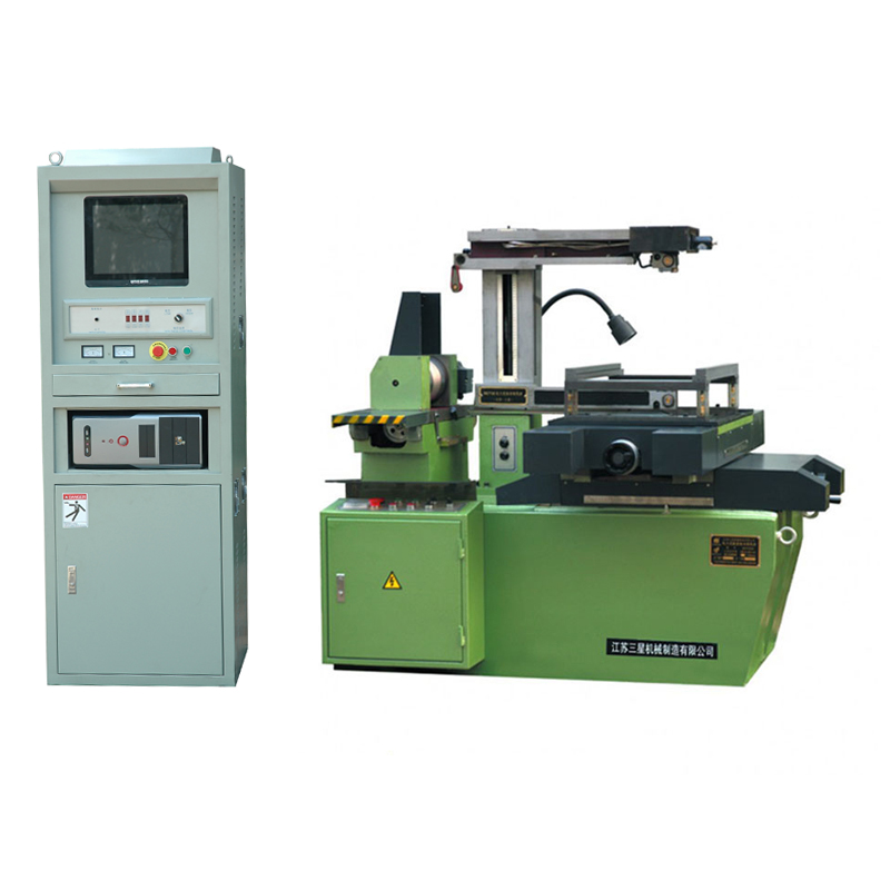 Chinese manufacturer cnc wire cut edm machine for various type material