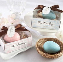 the nest egg scented soap wedding soap favors wedding gifts wedding souvenirs baby shower favor gifts