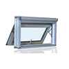 Decorative aluminum awning window design replacement windows customized size with Australian & NZ standards