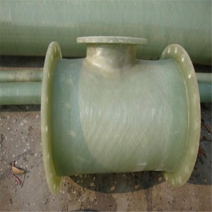 frp grp fiberglass rtr pipe fittings tees