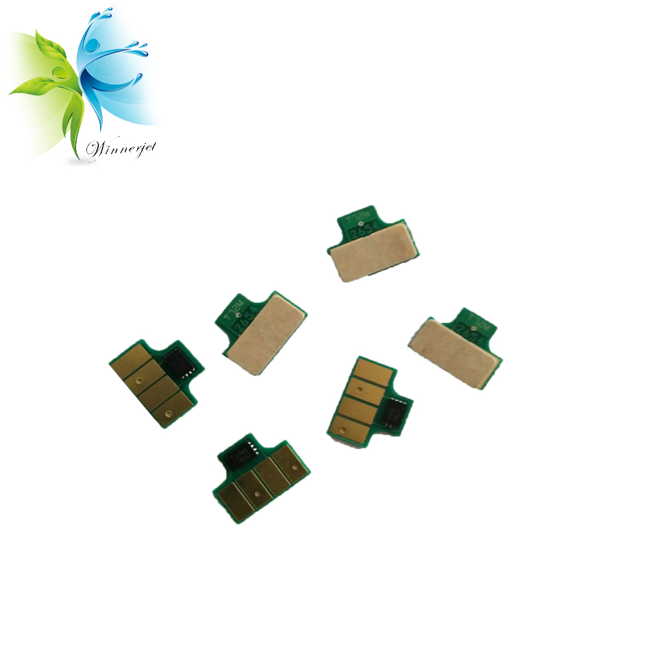 high margin products compatible chip for HP 761 ink cartridge chip for HP designjet T7100