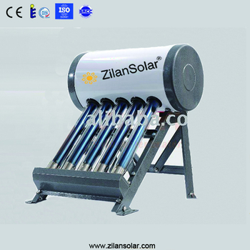 25 Liters Mini Portable Camping Solar Water Heater For
