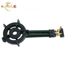 new model industrial, commercial portable heavy duty, cast iron gas cooker 3 ring 4 ring burner