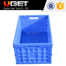 High Quality plastic collapsible food crate with cheapest price